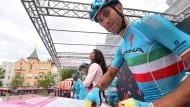 Nibali steht unter Druck