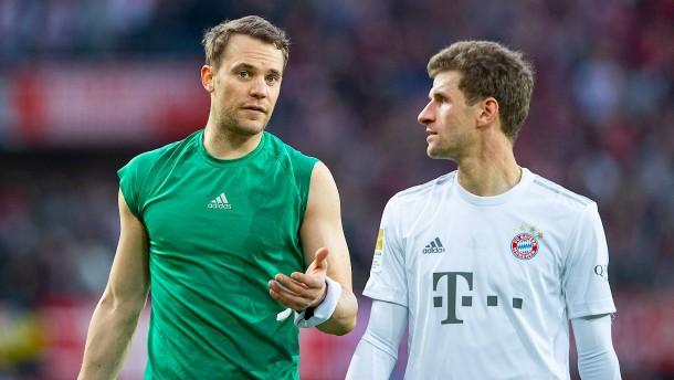 So plant der FC Bayern seine Zukunft