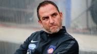 Ein Mann mit klarer Linie: Heidenheim-Trainer Frank Schmidt