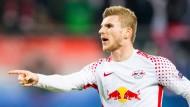 RB Leipzig: Angefressener Werner schleicht sich weg