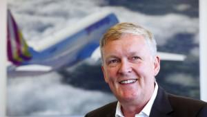 """""""Wir sind die Günstigflieger der Lufthansa"""""""