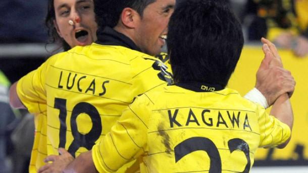 Dortmund deutlich obenauf