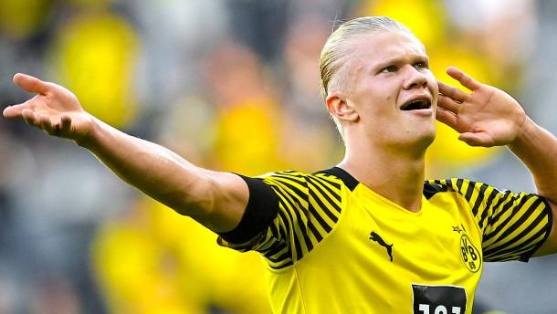 Dortmund spürt die alte Magie dank Haaland