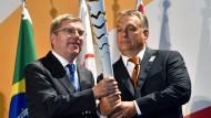 Viktor Orban blutet das Herz