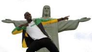 Bolt will sich Denkmal setzen