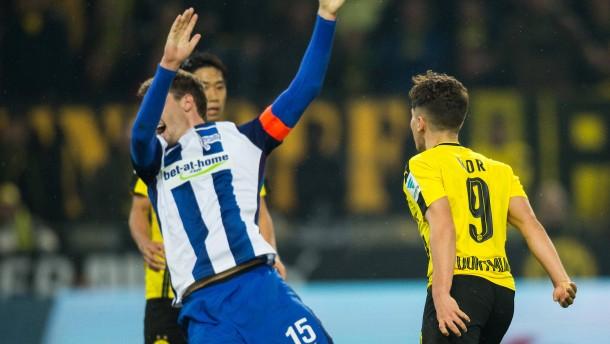 Ein erstaunliches Geständnis in Dortmund