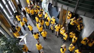 Lufthansa-Chef treibt Sparplan trotz Protest voran