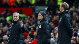 Spielen Klopp und Mourinho ohne Bus vor dem Tor?