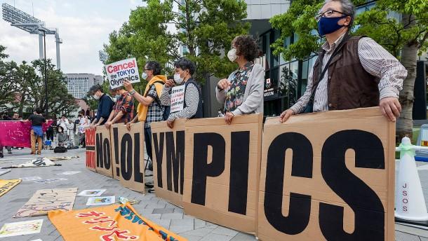 Olympia hängt am politischen Kalkül