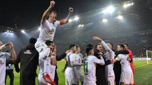 Bremen träumt vom ersten Titel seit zehn Jahren