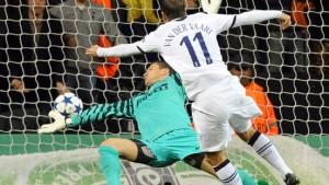 Barcelona, Inter Mailand und Lyon patzen