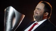 Im Zwielicht: Evangelos Marinakis und die Erfolge von Olympiakos Piräus
