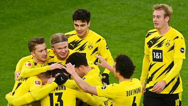 Dortmund verhindert den Absturz in die Krise
