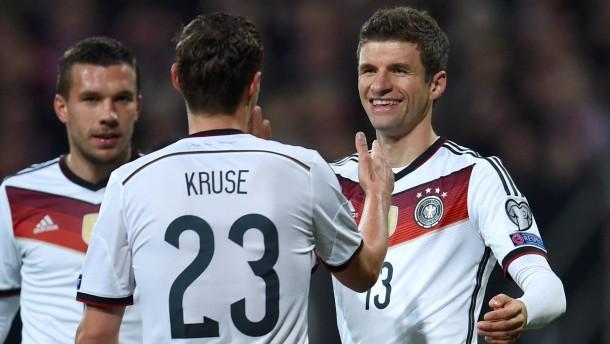 Alles Müller, oder was?
