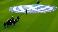 Der Teppich ist ausgerollt: VW wirbt künftig auch bei Uefa-Top-Ereignissen