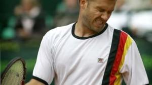 Deutsche Tennis-Herren unterliegen Kroatien