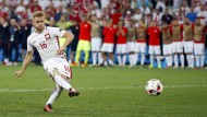 Polens Elfmeter-Niederlage im Video