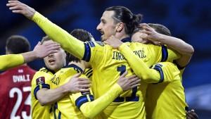Das erstaunliche Comeback des Zlatan Ibrahimovic