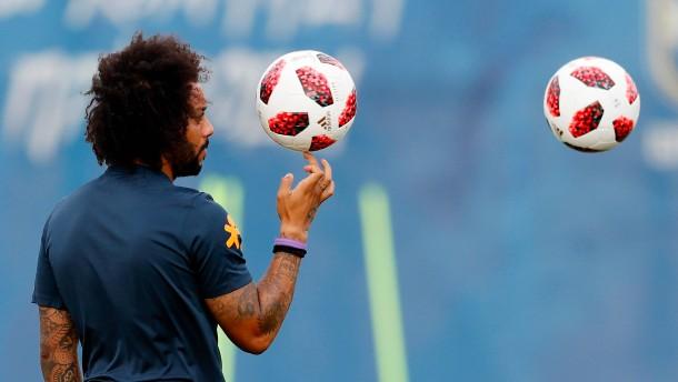 Wer bei Brasilien wieder in die Startelf rückt