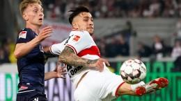 Stuttgart verliert Donis – Mchitarjan geht nach Italien