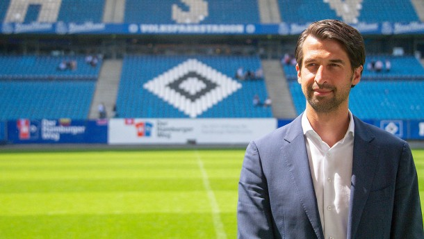 Boldt macht den HSV stärker