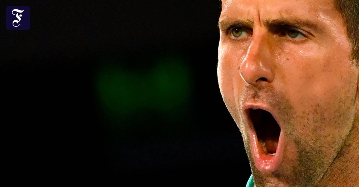 Djokovic beendet das Tennis-Märchen in Melbourne - FAZ - Frankfurter Allgemeine Zeitung