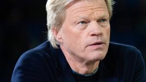 "Kahns ""Katastrophenfilm"" beim FC Bayern"