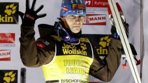 Janne Ahonen schreibt Skisprung-Geschichte