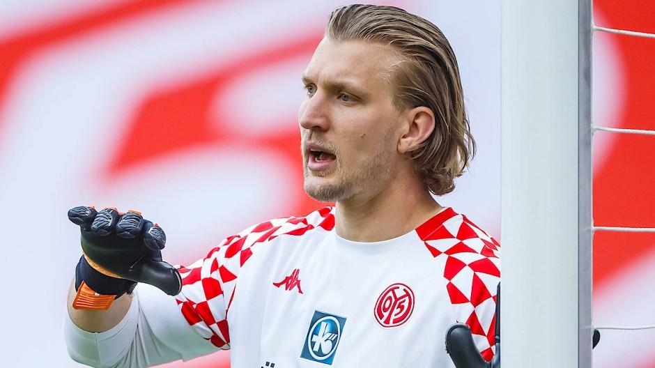 Auch Robin Zentner trug maßgeblich zum Mainzer Aufschwung bei.