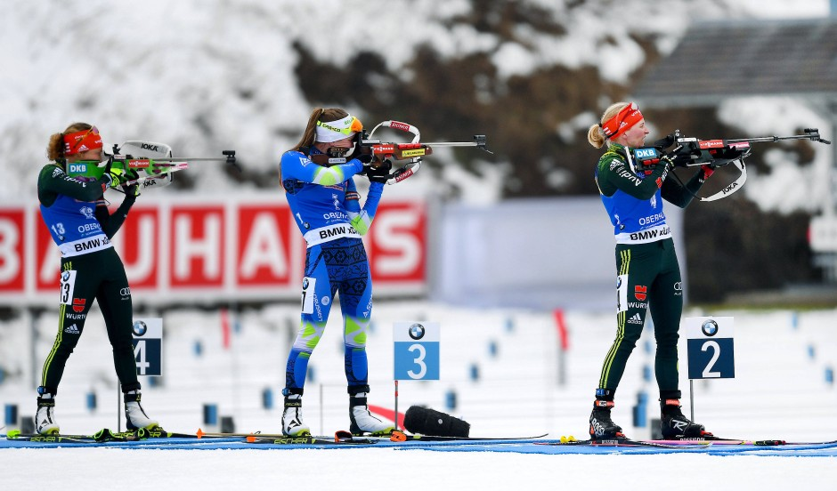 Schlecht gezielt: Biathlon in Oberhof