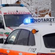 Für die beiden verschütteten Skifahrer kam jede Hilfe von Notarzt und Bergrettung zu spät