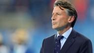 Morddrohungen gegen IAAF-Chef Coe nach Russland-Ausschluss