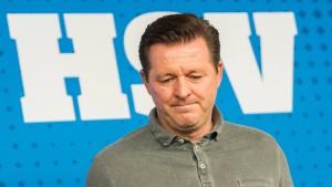 Der Mann, der dem HSV neuen Mut macht