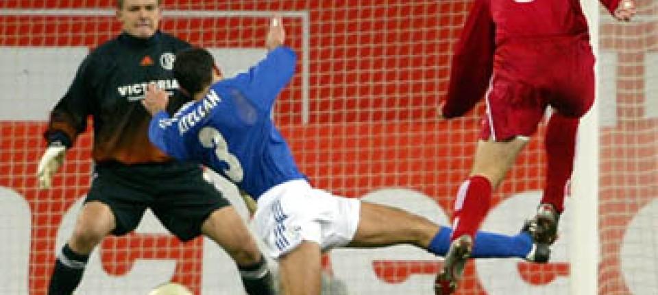 Schalke Bilder Weihnachten.Uefa Cup Keine Fröhlichen Weihnachten Auf Schalke Sport Faz