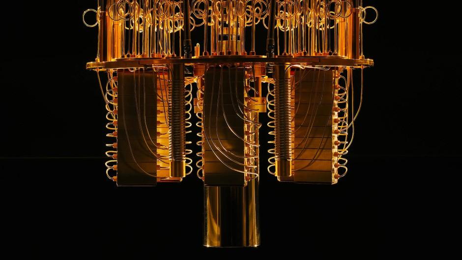 Quantencomputer von IBM