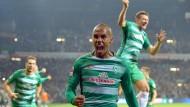 Werders Sieg ist Werbung für Nouri