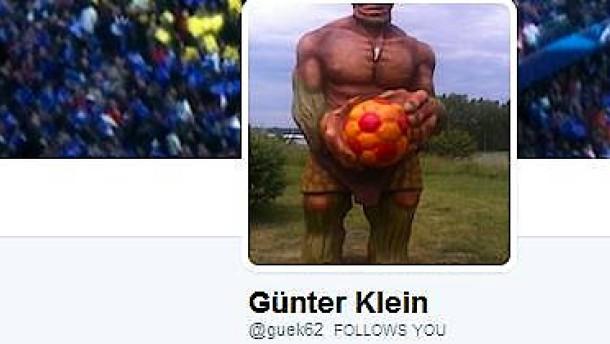 Der große Günter Klein