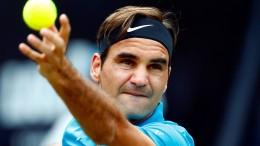 Federer bringt sich in Wimbledon-Stimmung