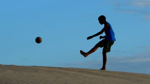Das einsamste Fußball-Team der Welt