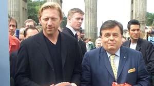 Boris Becker: Breaks gegen den Business-Mann