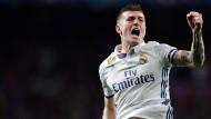 Toni Kroos ist bei Real Madrid zur Weltklasse gereift