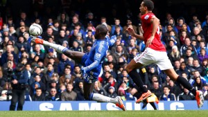 Ba schießt Chelsea ins FA-Cup-Halbfinale