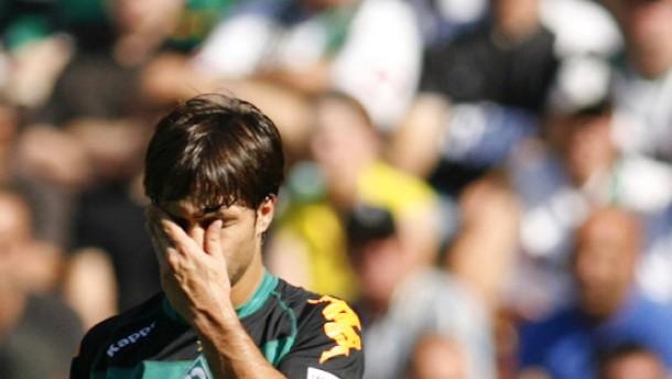 Auch Diego kann Bremen nicht helfen