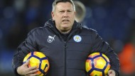 Alles im Griff: Leicester-Coach Craig Shakespeare