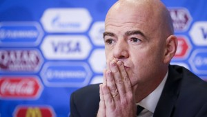 Fifa und Uefa sind Tabellenletzte