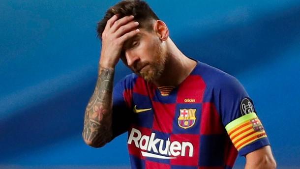 Das unwürdige Ende des großen FC Barcelona