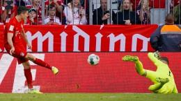 Lewandowski trifft und trifft