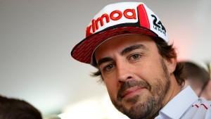 Alonso wird nochmal Weltmeister