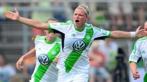 Wolfsburg gewinnt – Frankfurt verliert