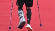 Seuchenjahr 2017: Manuel Neuer